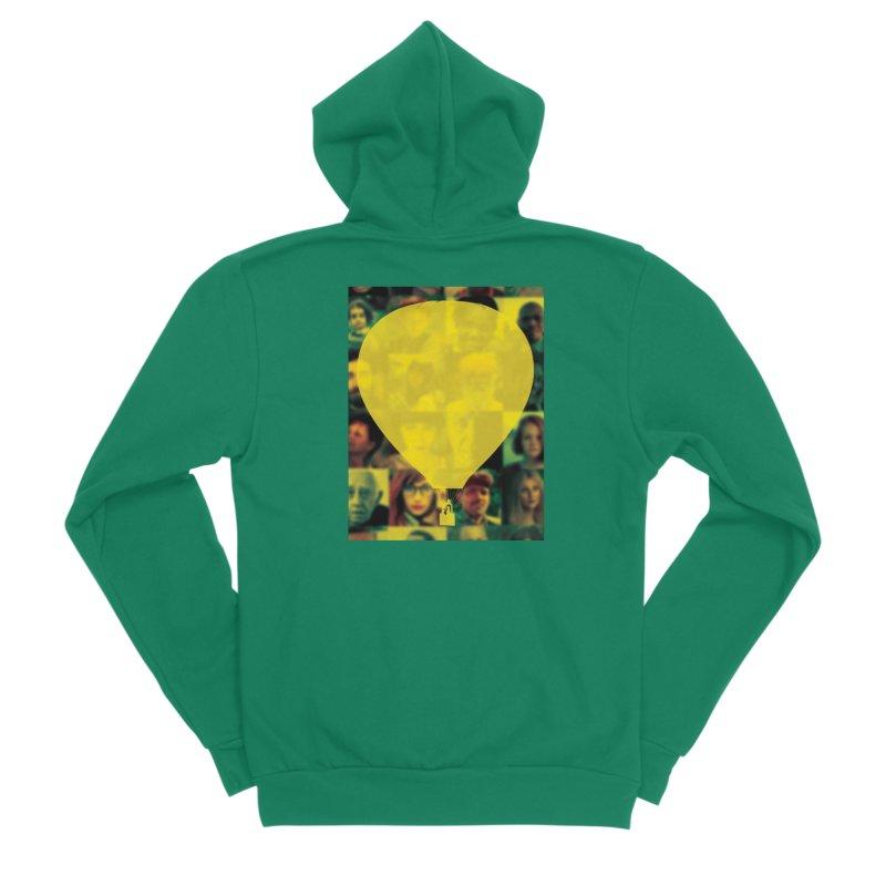 REMIND Cover B Men's Sponge Fleece Zip-Up Hoody by Spaceboy Books LLC's Artist Shop