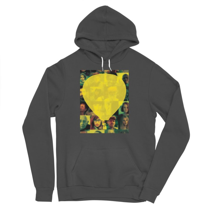 REMIND Cover B Women's Sponge Fleece Pullover Hoody by Spaceboy Books LLC's Artist Shop