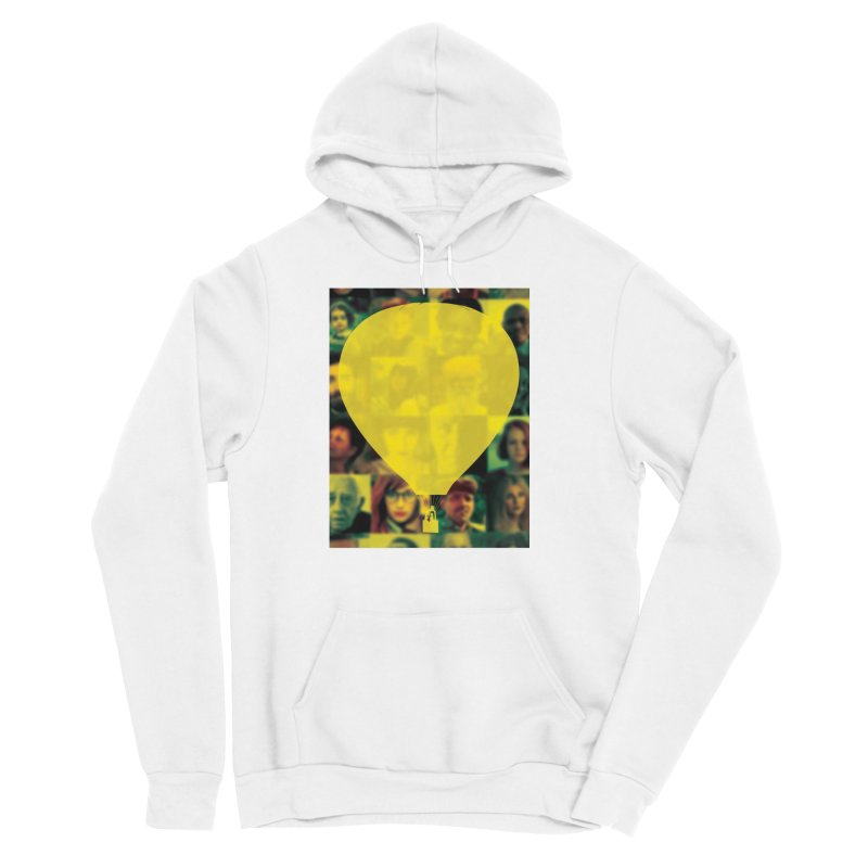 REMIND Cover B Men's Sponge Fleece Pullover Hoody by Spaceboy Books LLC's Artist Shop