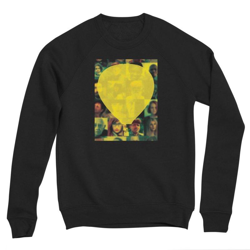 REMIND Cover B Men's Sponge Fleece Sweatshirt by Spaceboy Books LLC's Artist Shop