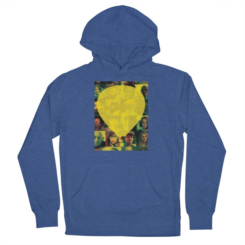 REMIND Cover B Men's French Terry Pullover Hoody by Spaceboy Books LLC's Artist Shop