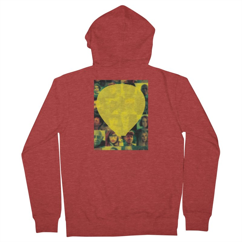 REMIND Cover B Women's French Terry Zip-Up Hoody by Spaceboy Books LLC's Artist Shop
