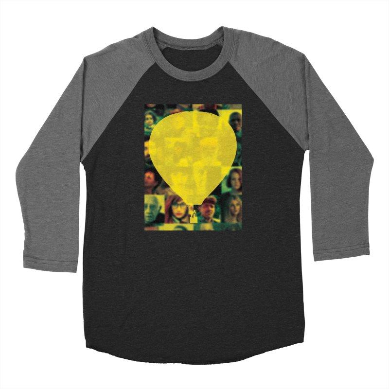 REMIND Cover B Men's Baseball Triblend Longsleeve T-Shirt by Spaceboy Books LLC's Artist Shop