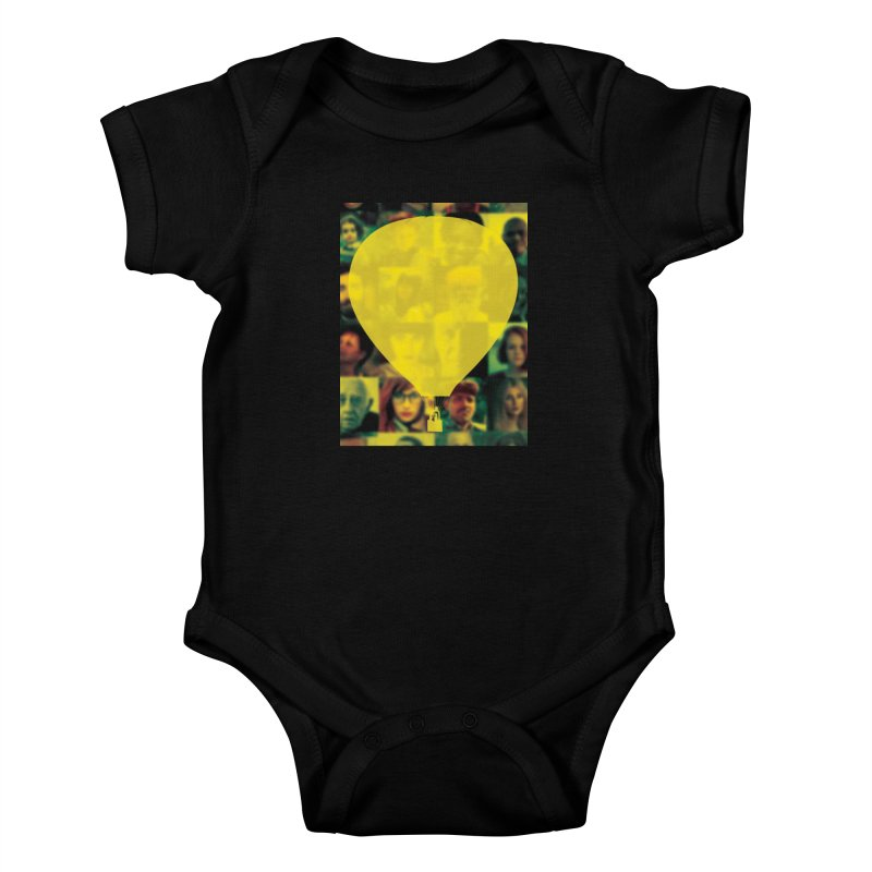 REMIND Cover B Kids Baby Bodysuit by Spaceboy Books LLC's Artist Shop