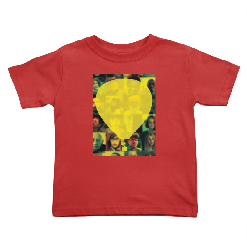 REMIND Cover B Kids Toddler T-Shirt by Spaceboy Books LLC's Artist Shop