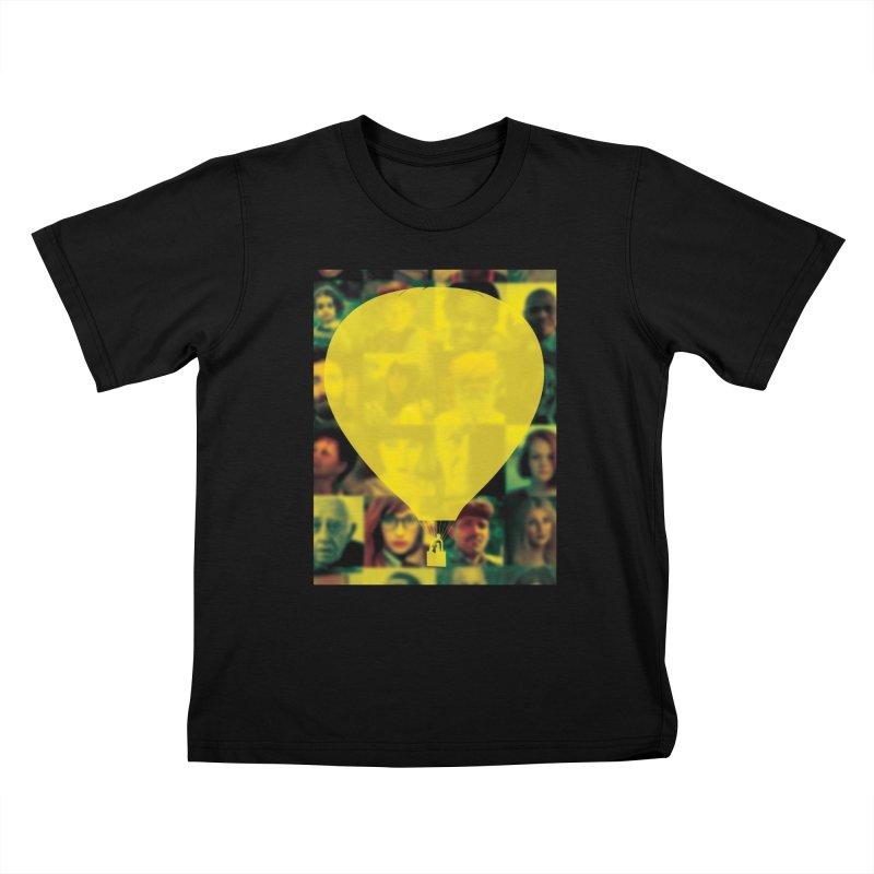 REMIND Cover B Kids T-Shirt by Spaceboy Books LLC's Artist Shop