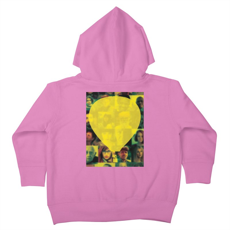 REMIND Cover B Kids Toddler Zip-Up Hoody by Spaceboy Books LLC's Artist Shop