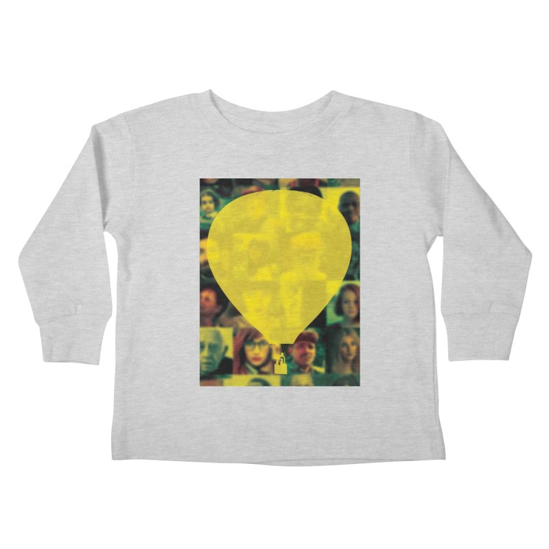 REMIND Cover B Kids Toddler Longsleeve T-Shirt by Spaceboy Books LLC's Artist Shop