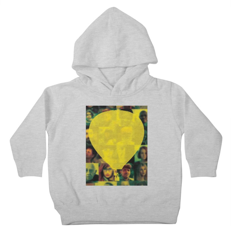 REMIND Cover B Kids Toddler Pullover Hoody by Spaceboy Books LLC's Artist Shop