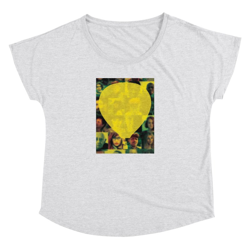 REMIND Cover B Women's Dolman Scoop Neck by Spaceboy Books LLC's Artist Shop