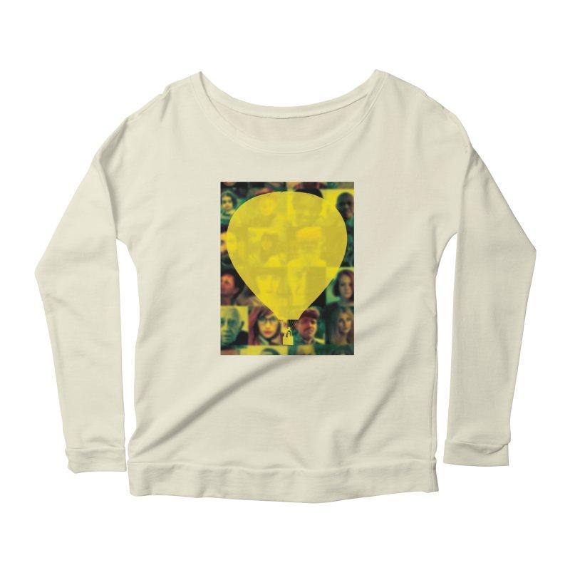 REMIND Cover B Women's Scoop Neck Longsleeve T-Shirt by Spaceboy Books LLC's Artist Shop