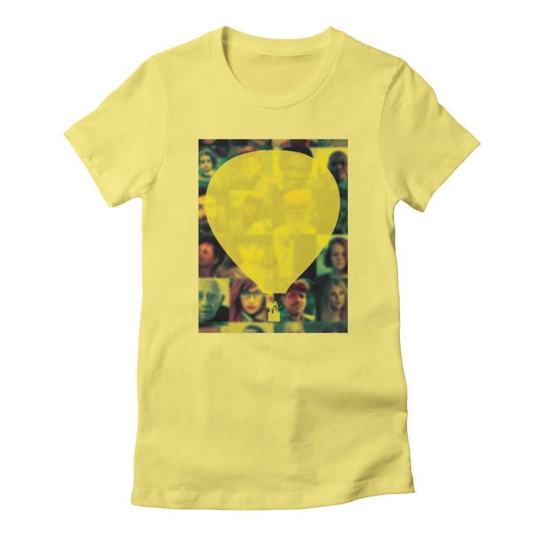 REMIND Cover B Women's Fitted T-Shirt by Spaceboy Books LLC's Artist Shop