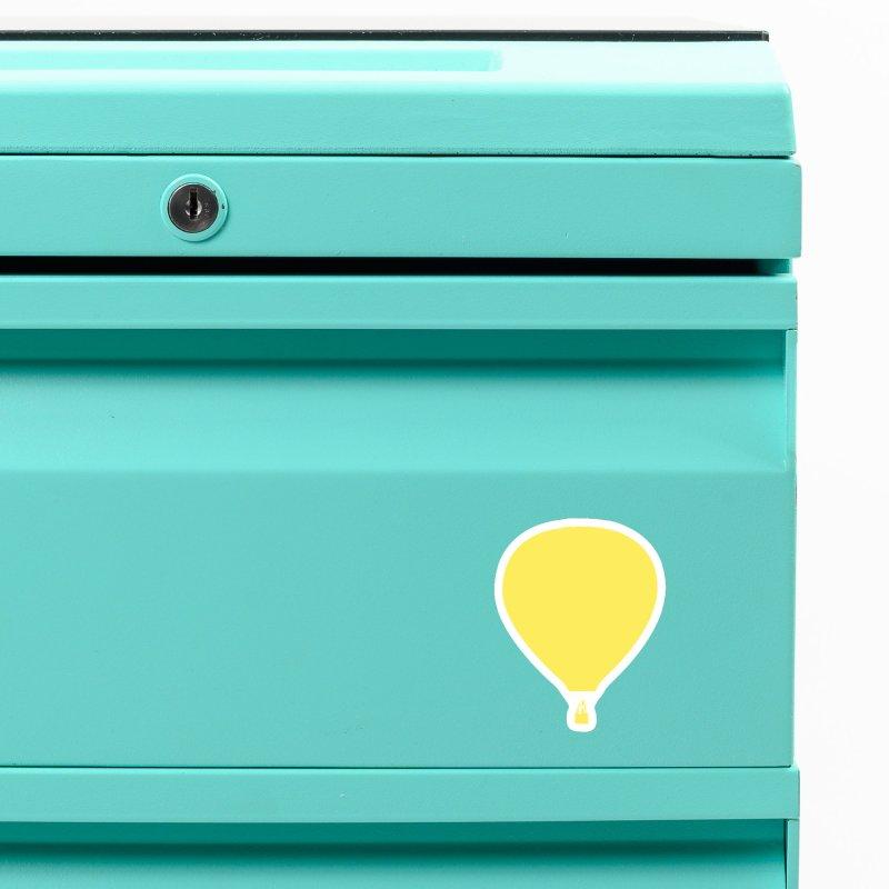 REMIND Balloon B Accessories Magnet by Spaceboy Books LLC's Artist Shop