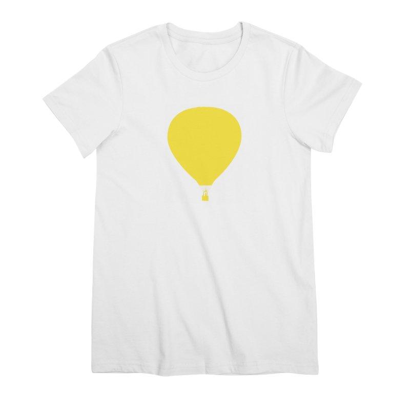 REMIND Balloon B Women's Premium T-Shirt by Spaceboy Books LLC's Artist Shop