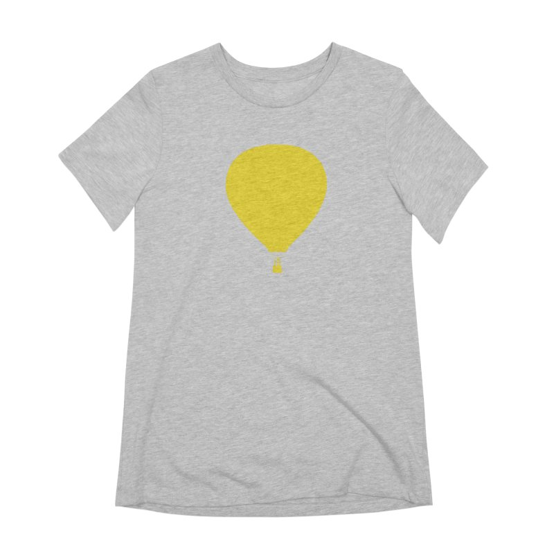 REMIND Balloon B Women's Extra Soft T-Shirt by Spaceboy Books LLC's Artist Shop