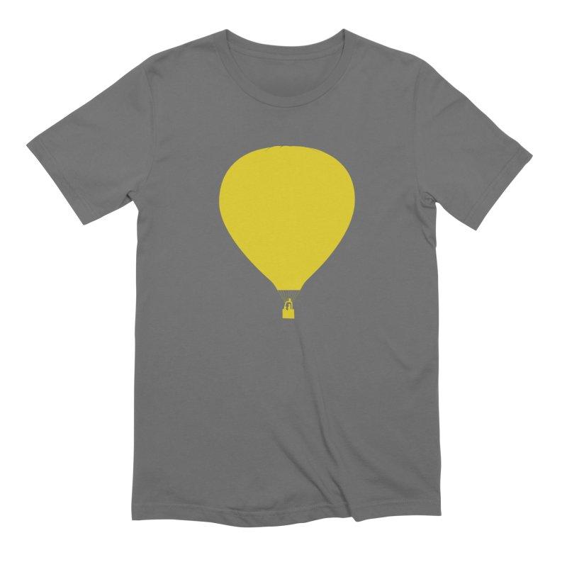 REMIND Balloon B Men's Extra Soft T-Shirt by Spaceboy Books LLC's Artist Shop