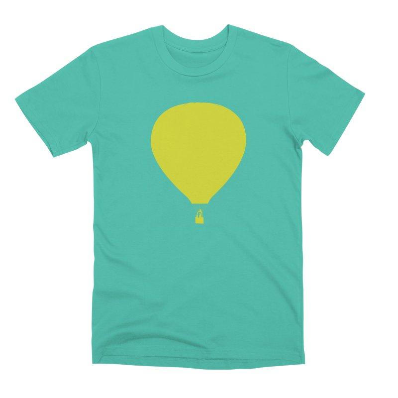 REMIND Balloon B Men's Premium T-Shirt by Spaceboy Books LLC's Artist Shop
