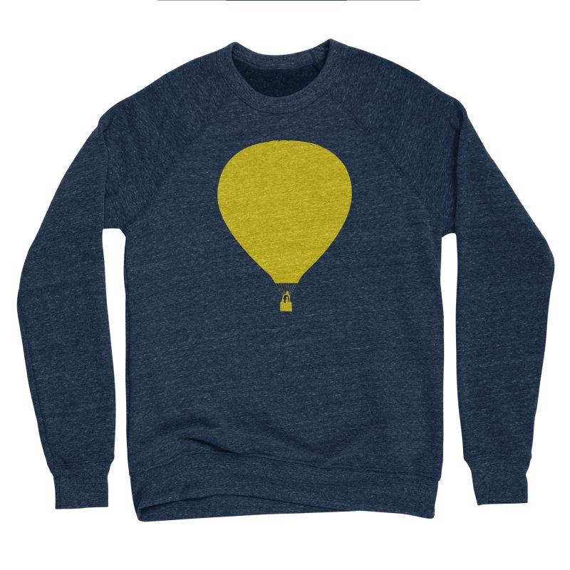 REMIND Balloon B Women's Sponge Fleece Sweatshirt by Spaceboy Books LLC's Artist Shop