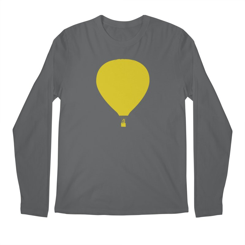 REMIND Balloon B Men's Longsleeve T-Shirt by Spaceboy Books LLC's Artist Shop