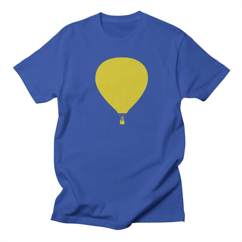 REMIND Balloon B Men's Regular T-Shirt by Spaceboy Books LLC's Artist Shop