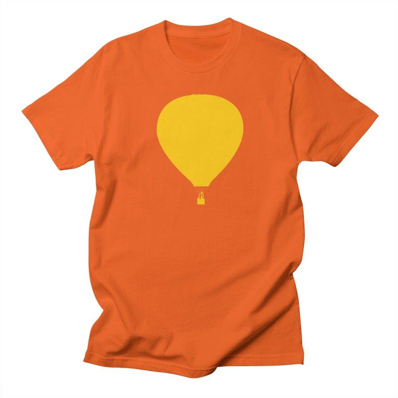 REMIND Balloon B Men's Regular T-Shirt by Spaceboy Books LLC's Artist Shop