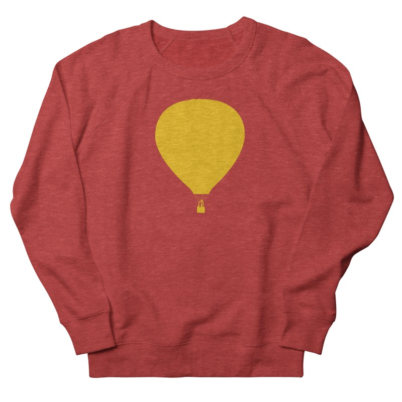 REMIND Balloon B Women's French Terry Sweatshirt by Spaceboy Books LLC's Artist Shop