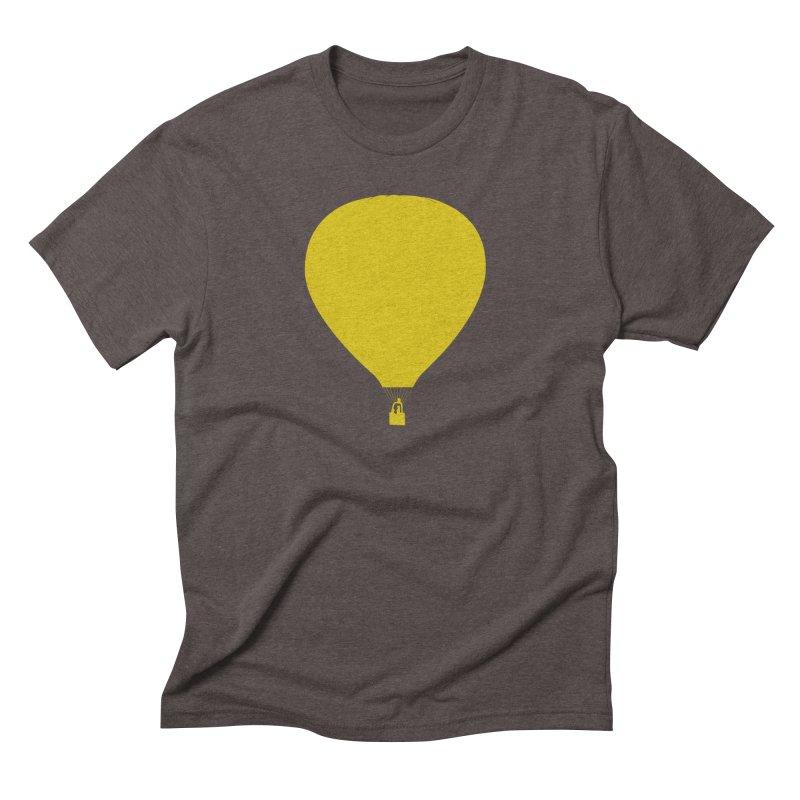 REMIND Balloon B Men's Triblend T-Shirt by Spaceboy Books LLC's Artist Shop