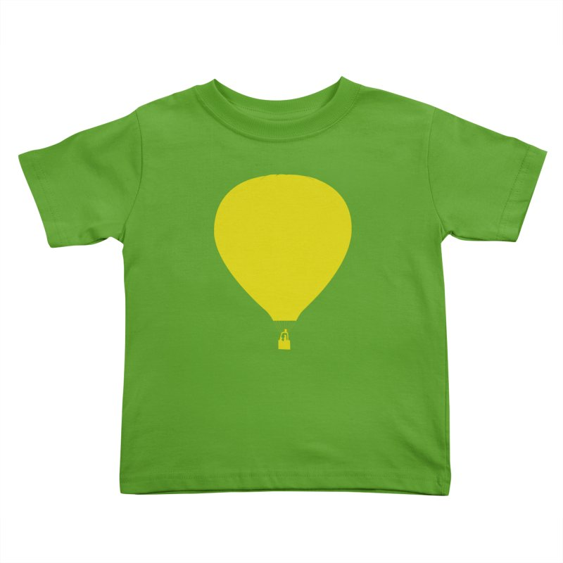 REMIND Balloon B Kids Toddler T-Shirt by Spaceboy Books LLC's Artist Shop