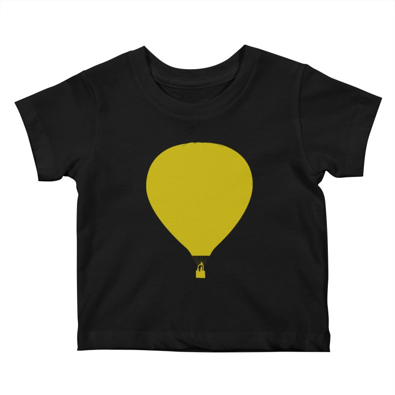 REMIND Balloon B Kids Baby T-Shirt by Spaceboy Books LLC's Artist Shop