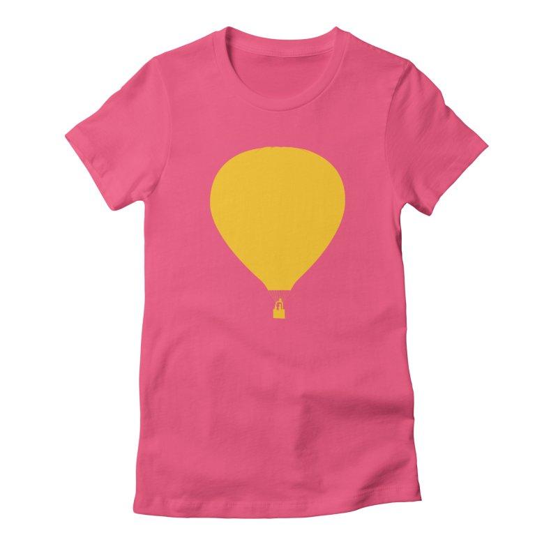 REMIND Balloon B Women's T-Shirt by Spaceboy Books LLC's Artist Shop