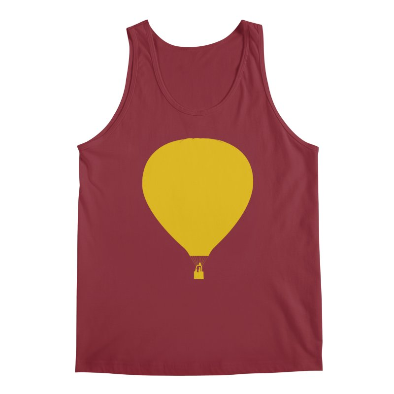 REMIND Balloon B Men's Tank by Spaceboy Books LLC's Artist Shop