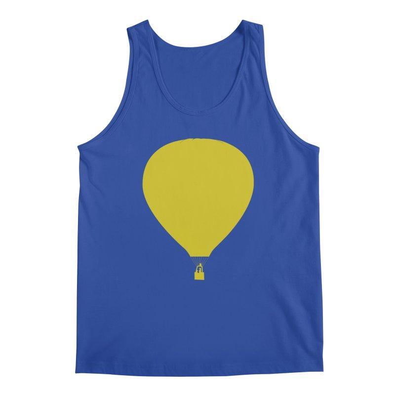REMIND Balloon B Men's Tank by Spaceboy Books LLC's Artist Shop