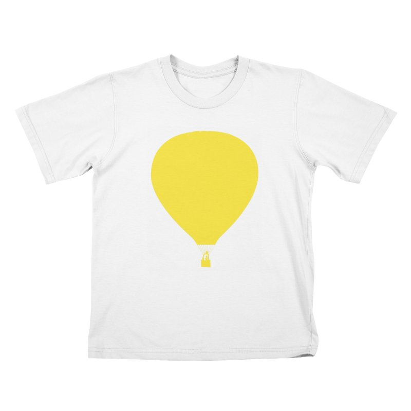 REMIND Balloon B Kids T-Shirt by Spaceboy Books LLC's Artist Shop