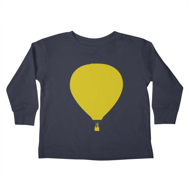 REMIND Balloon B Kids Toddler Longsleeve T-Shirt by Spaceboy Books LLC's Artist Shop