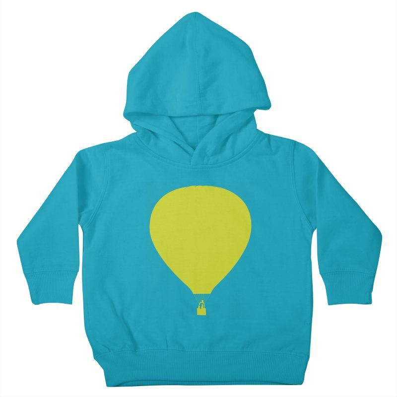 REMIND Balloon B Kids Toddler Pullover Hoody by Spaceboy Books LLC's Artist Shop