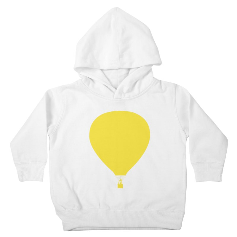 REMIND Balloon B Kids Toddler Pullover Hoody by Spaceboy Books LLC's Artist Shop