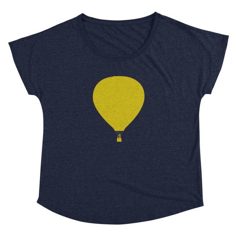 REMIND Balloon B Women's Dolman Scoop Neck by Spaceboy Books LLC's Artist Shop