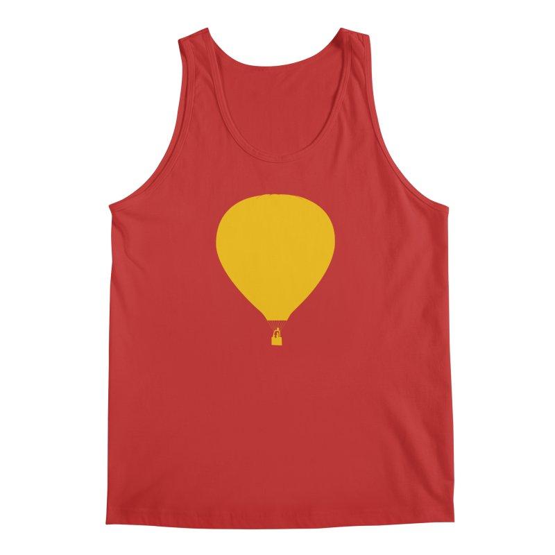 REMIND Balloon B Men's Regular Tank by Spaceboy Books LLC's Artist Shop
