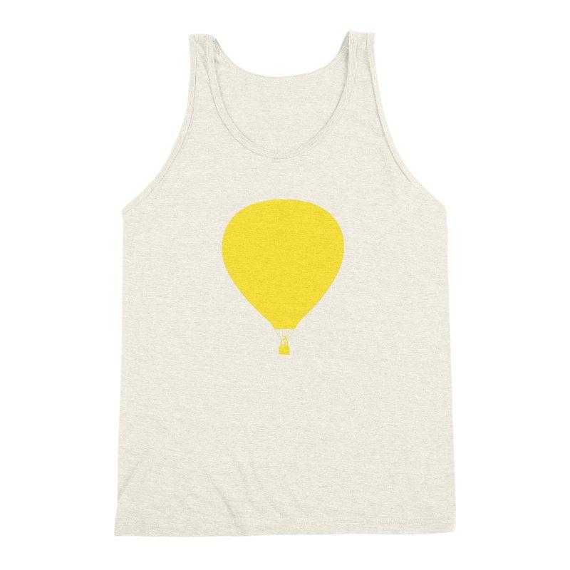 REMIND Balloon B Men's Triblend Tank by Spaceboy Books LLC's Artist Shop