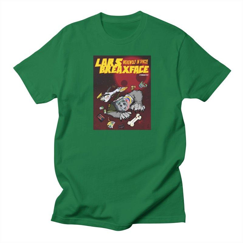 Lars Breaxface Cover - Brian Gonnella Women's Regular Unisex T-Shirt by Spaceboy Books LLC's Artist Shop