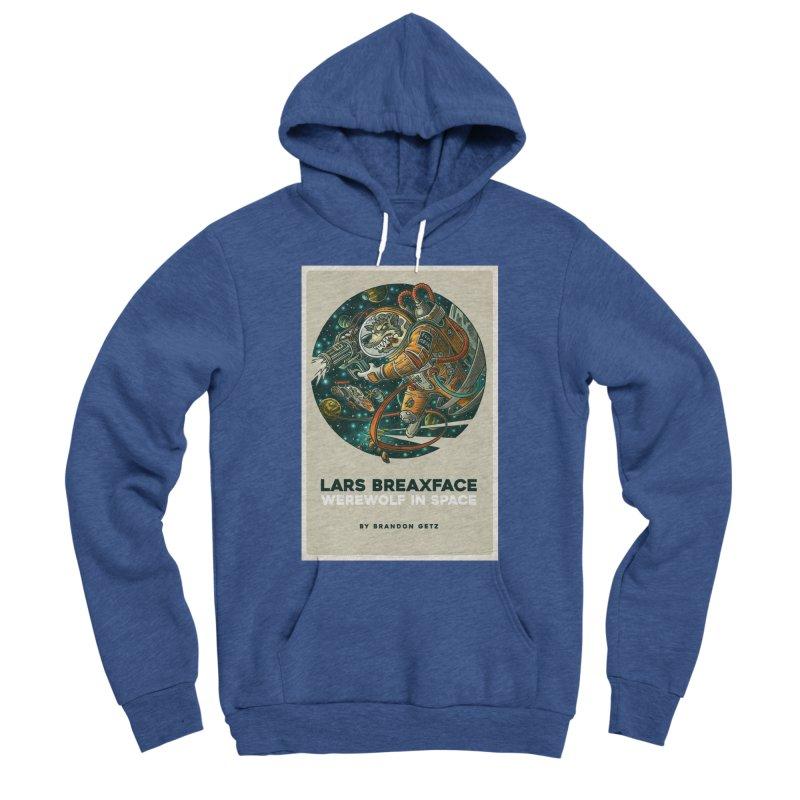 Lars Breaxface Cover - Joe Mruk Women's Sponge Fleece Pullover Hoody by Spaceboy Books LLC's Artist Shop