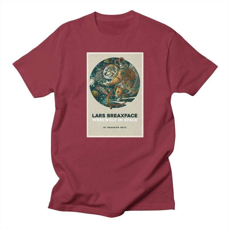 Lars Breaxface Cover - Joe Mruk Women's Regular Unisex T-Shirt by Spaceboy Books LLC's Artist Shop