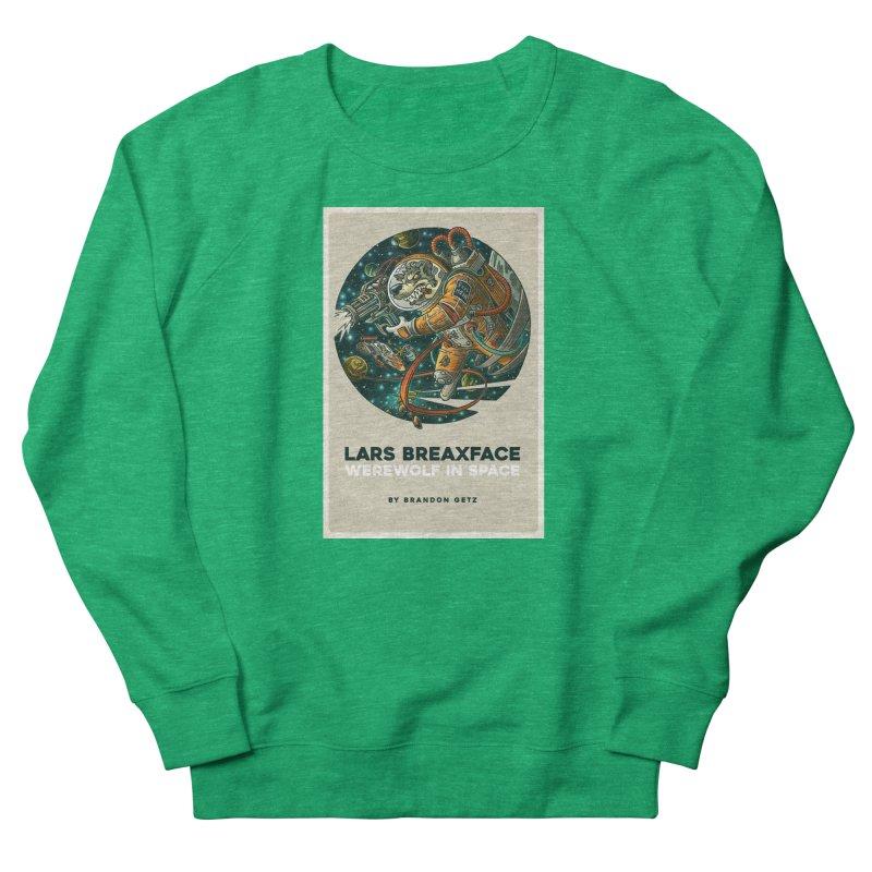 Lars Breaxface Cover - Joe Mruk Women's French Terry Sweatshirt by Spaceboy Books LLC's Artist Shop