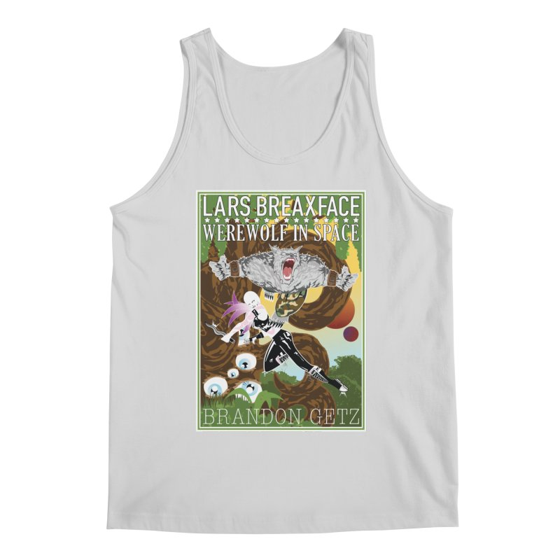 Lars Breaxface Cover - Brian Price Men's Tank by Spaceboy Books LLC's Artist Shop