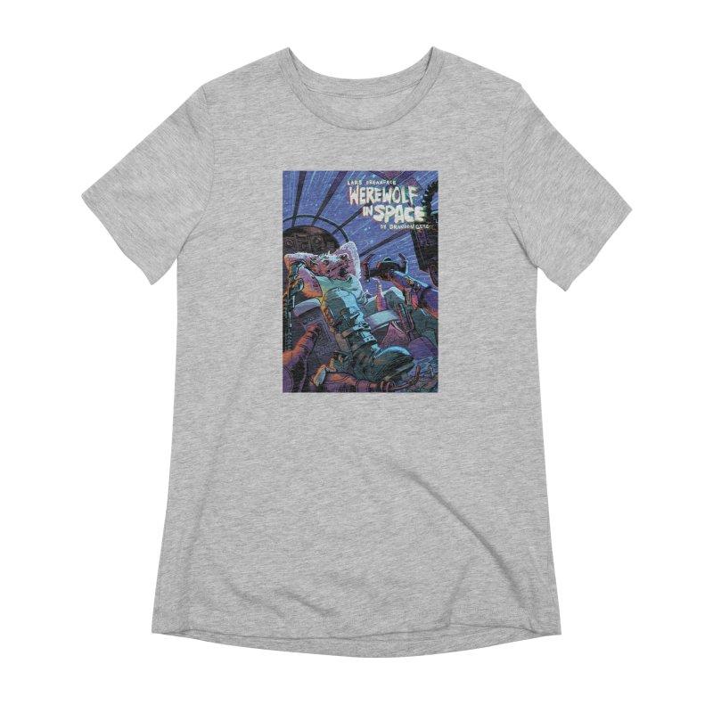 Lars Breaxface Cover - Jonas Goonface Women's Extra Soft T-Shirt by Spaceboy Books LLC's Artist Shop