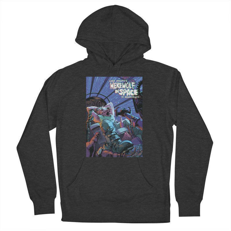 Lars Breaxface Cover - Jonas Goonface Women's French Terry Pullover Hoody by Spaceboy Books LLC's Artist Shop