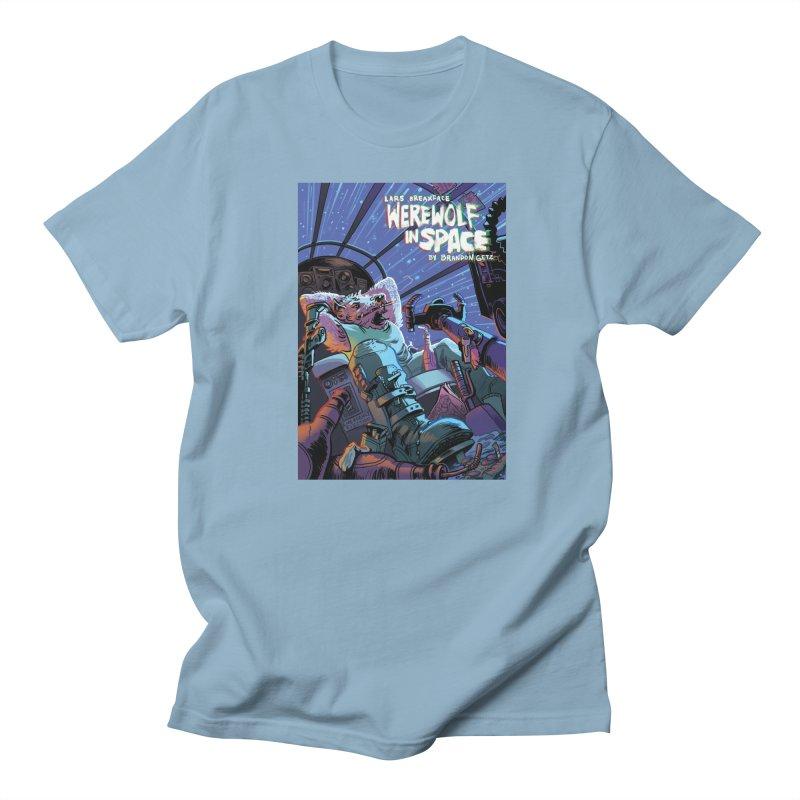 Lars Breaxface Cover - Jonas Goonface Women's Regular Unisex T-Shirt by Spaceboy Books LLC's Artist Shop