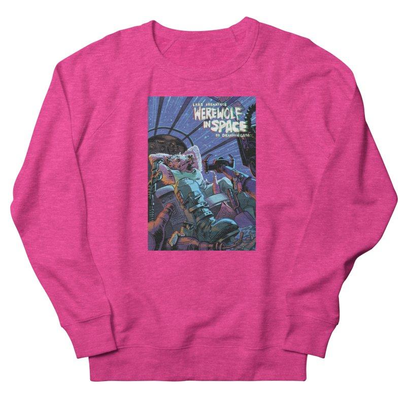 Lars Breaxface Cover - Jonas Goonface Men's French Terry Sweatshirt by Spaceboy Books LLC's Artist Shop