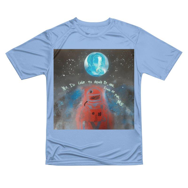 Space Art by Shaunn Men's T-Shirt by Spaceboy Books LLC's Artist Shop