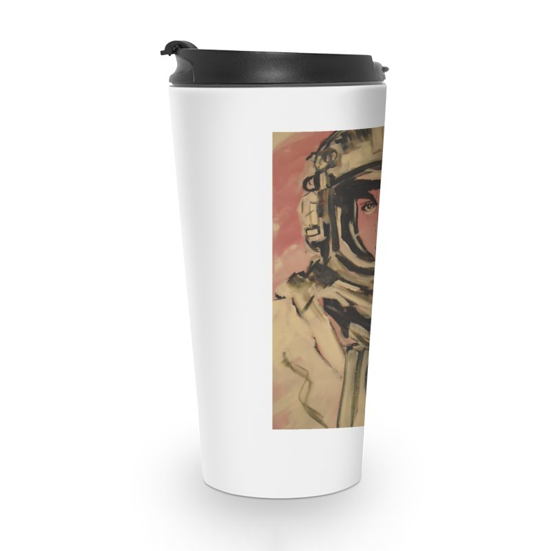 The Necronaut Cover Accessories Travel Mug by Spaceboy Books LLC's Artist Shop